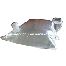 Sac d'emballage d'eau en boîte / Sac d'emballage liquide dans la boîte