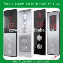 Painel de operação de aterragem de elevador -LOP - ...