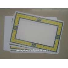 Custom Silicone Table Mat Promotional Placemat