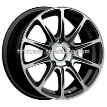 13/14/15/16 inch beautiful 5/8 hole 100/114.3 replica sport car wheel