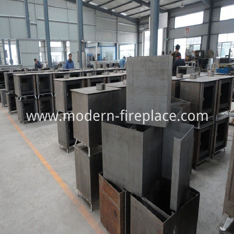 In Production Stoves Wood Burning