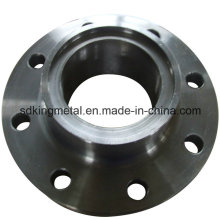 CNC Machined Pump Parts
