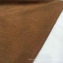97% poliéster 3% tecido de veludo de nylon tecido de veludo de poliéster