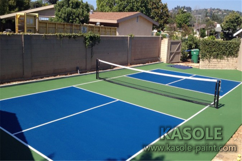 Tennis Court Acrylic Sports Flooring