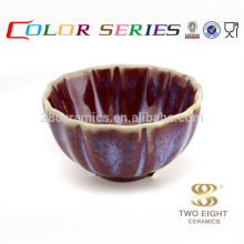 beautiful dinnerware set , stoneware porcelain promotional bowl for gift