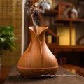 400ml Wood Grain Ultrasonic Aromatherapy Diffuser