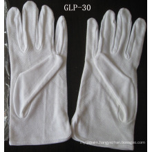 Uniform Cotton Inspection Gloves With Snap Back