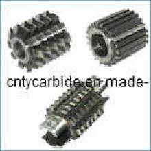 Tungsten Carbide Gear Hobbing Cutters