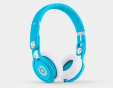 New beats mixr on ear headphones