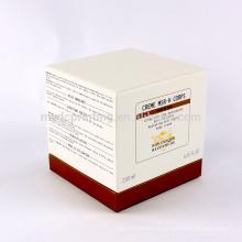 Caja de empaquetado de alta calidad del skincare de la impresión de papel de la calidad