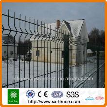 Heiße Verkäufe PVC beschichtete Draht-Ineinander greifen-Fertigung