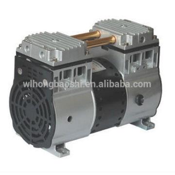 Pompes à vide de pompe à piston sans huile 780W 1380RPM