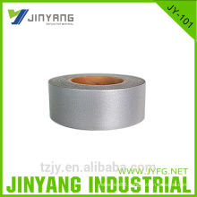 warning Tape silver reflective T/C fabric class2