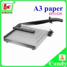 Máquina de corte de papel A3 A4, cortador de papel manual a3