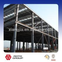 conception d'entrepôt de structure en acier