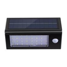PIR Infrared Motion Sensor Solar Powered Wall Light