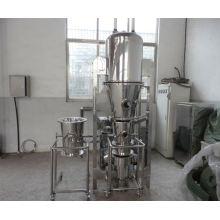 2017 granulador multifuncional de la serie FLP y revestidor, granulación en aerosol de lecho fluidizado SS, máquina seca vertical congelada