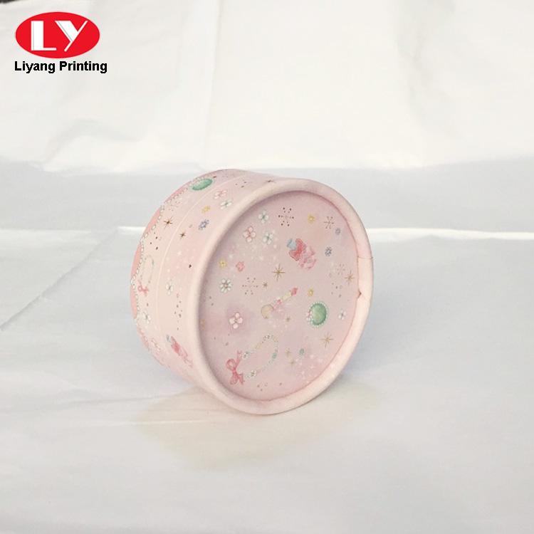 Cosmetic Round Box