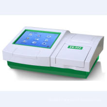 Elisa Microplate Reader with Large Size LED Touch Screen