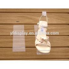Porte-chaussures en acrylique