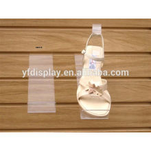 Shaped Acrylic Shoe Holder
