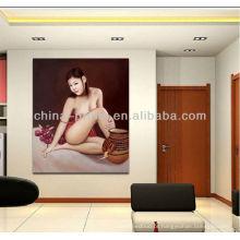 2014 Nova Chegada Pintura Sexy Nude Mulheres Fotos