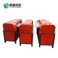Vente chaude machine de séparateur de radiateur de déchets