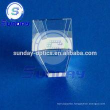 Large Quartz Optical Solar Prism