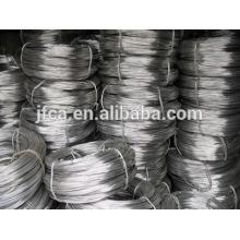 1060, 1070, 1350 fil d'aluminium pour réfrigérateur, fil électrique norme ISO9001