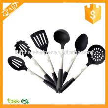 Conjunto de utensilios de cocina de silicona Visto en TV