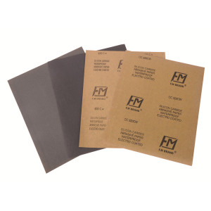 OEM/ODM for Silicon Carbide Abrasive Paper C-Wt Craft Paper Silicon Carbide Sandpaper FM48 supply to Palau Supplier
