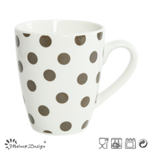 10oz White porcelain with Full Decal Coffee Mug