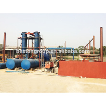High Tech Waste Tire Recycling Equipment for Sale
