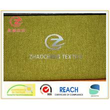 N / P tejido Dimity adherido para uso en sofá y cama (ZCCF053)