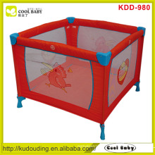 Aluminium luxury baby playpen