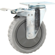Medium Duty Type PVC Caster (KMx4-M5)