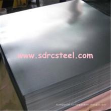 0.6mm * 1219mm * 2440mm Холоднокатаный стальной лист
