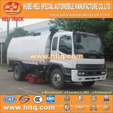 Japan Technologie 4x2 HLQ51609TSLQ Straße Kehrmaschine LKW gute Qualität heißer Verkauf für Verkauf