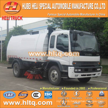 Japan Technology 4x2 HLQ51609TSLQ road sweeper truck good quality hot sale for sale