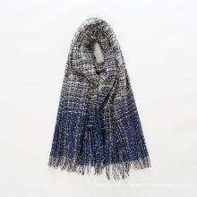 Женская мягкость кашемира так круг пряжи проверил шаль украл шарф (SP288)