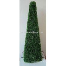 Usine artificielle de tour d'herbe pour la décoration de jardin