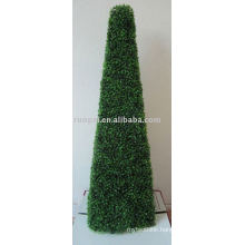 Artificial Grass Tower Plant For Garden Decoration