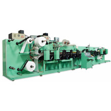 La línea de fabricación de almohadillas para inodoro de 100 PCS / Min