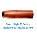 23-50 Tweco 13mm Gas Nozzle