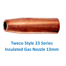 23-50 Boquilla de gas Tweco 13mm