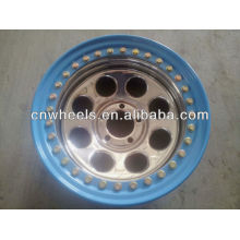 chrome and alloy 4x4 wheels for suv cars
