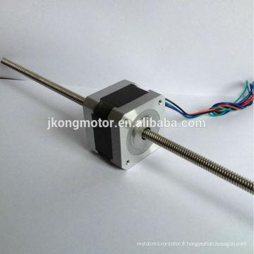 moteur pas à pas linéaire non captif NEMA17 12V