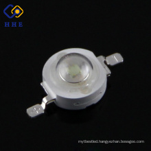 Factory Price Epileds 45mil 1W 2W 3W 490nm 495nm 500nm Cyan High Power LED Chip for Traffic Lights