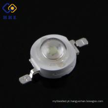 Microplaqueta ciana do diodo emissor de luz do poder superior de Epileds 45mil 1W 2W 3W 490nm 495nm 500nm do preço de fábrica para sinais