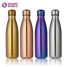 Heißer Verkauf Amazon Travel Doppelwand Edelstahl Thermosflasche